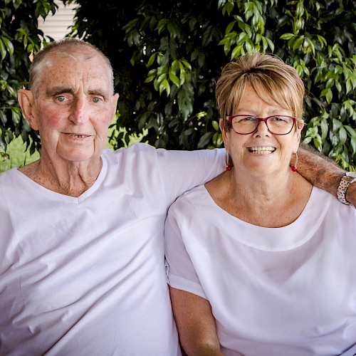 A Memorial service to celebrate the lives of Helen & Barry (Bud) Smith